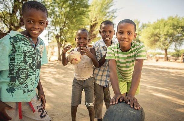 Feesting.nl - Hoop voor de toekomst in Namibië!